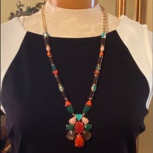 """Kate Spade"" Beaded necklace Pendant"